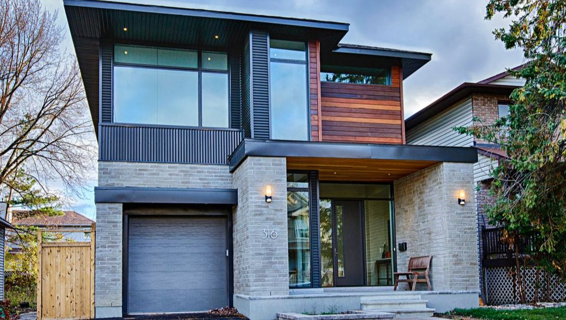 The Conscious Builder Ottawa Passive House Sustainable Green Custom Home General Contractor